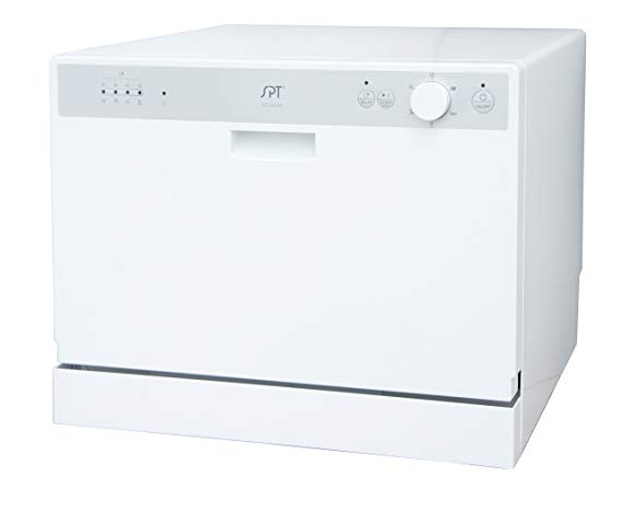 Best Countertop Dishwashers Reviews – 2019 5