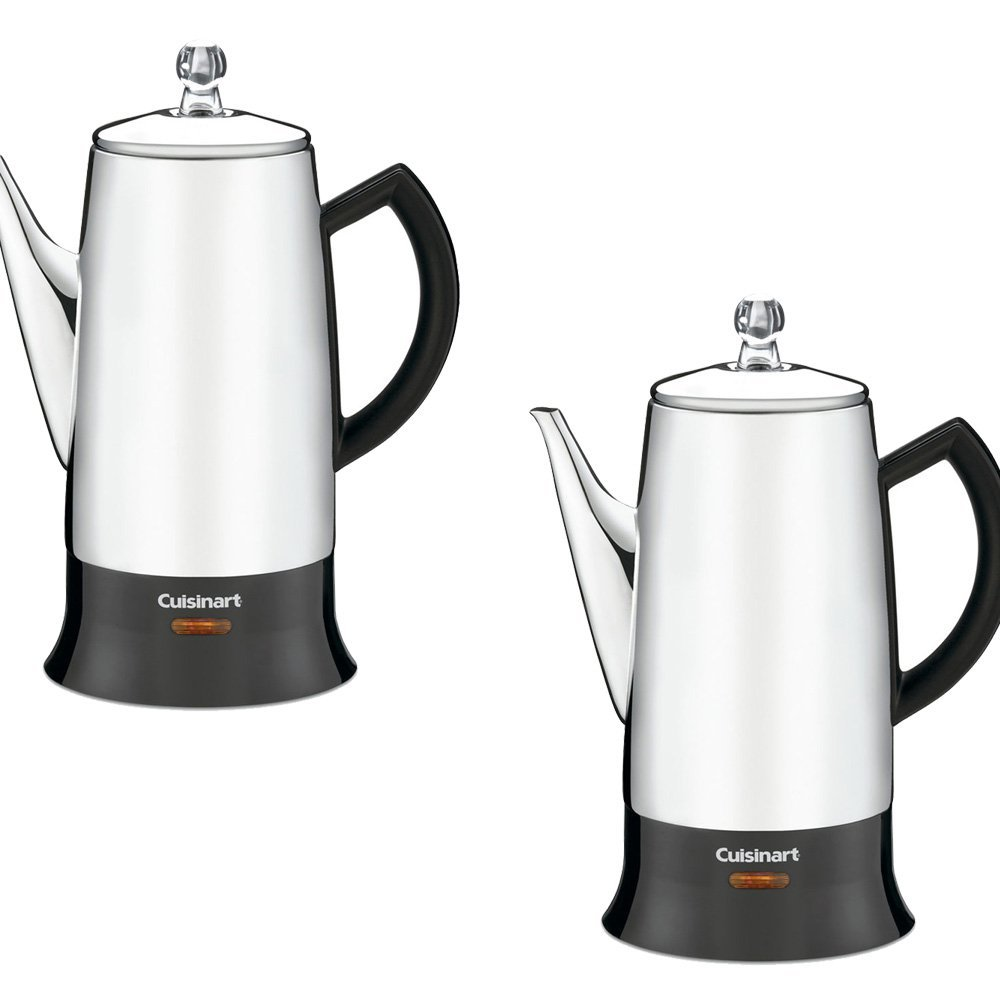 Cuisinart PRC-12 Classic 12-Cup Stainless-Steel Percolator 2