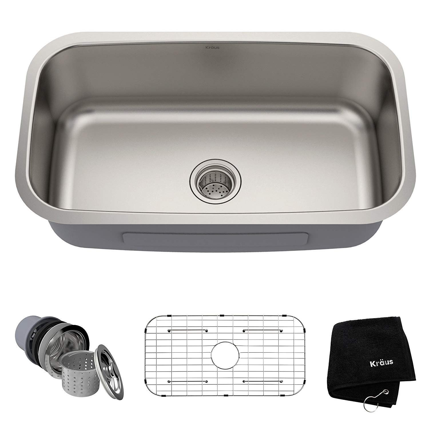 Best Kitchen Sinks of 2019 Reviews & Buying Guide 2
