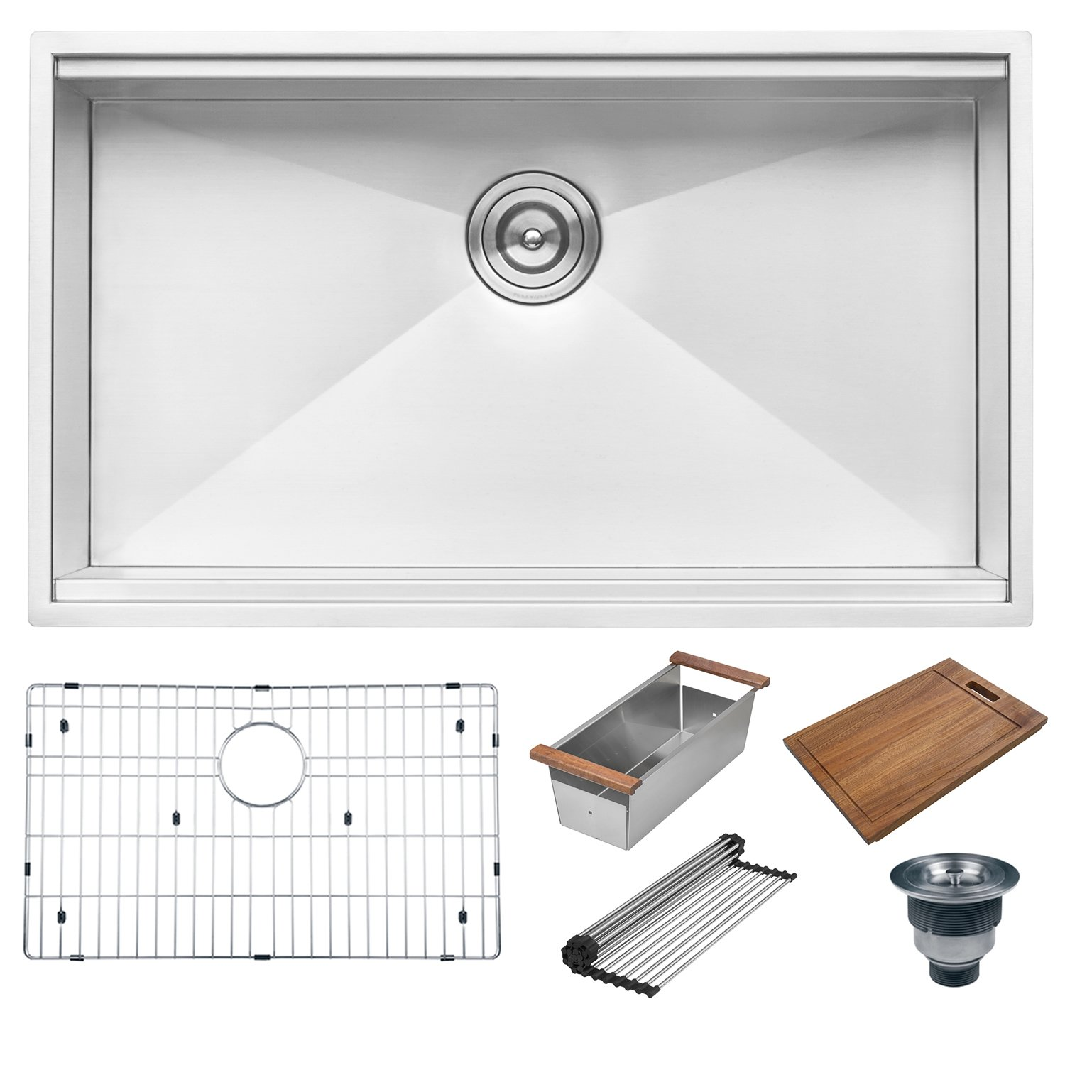 Best Kitchen Sinks of 2019 Reviews & Buying Guide 4