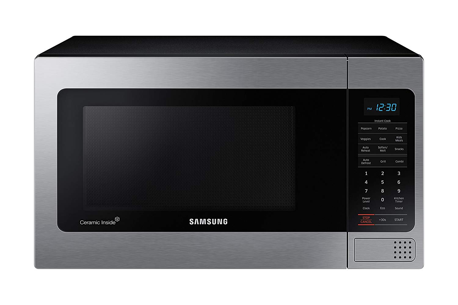 Review Samsung MG11H2020CT Countertop Microwave Oven
