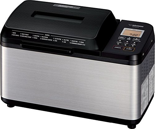 Zojirushi BB-PDC20BA Bread Maker 2