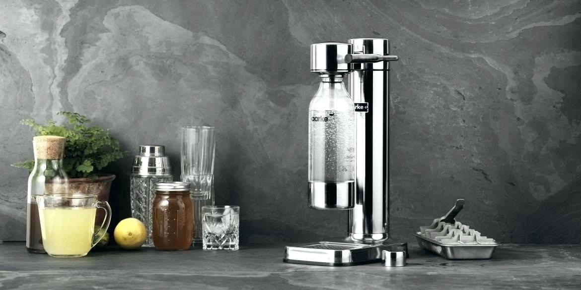 SodaStream Jet Sparkling Water Maker Review
