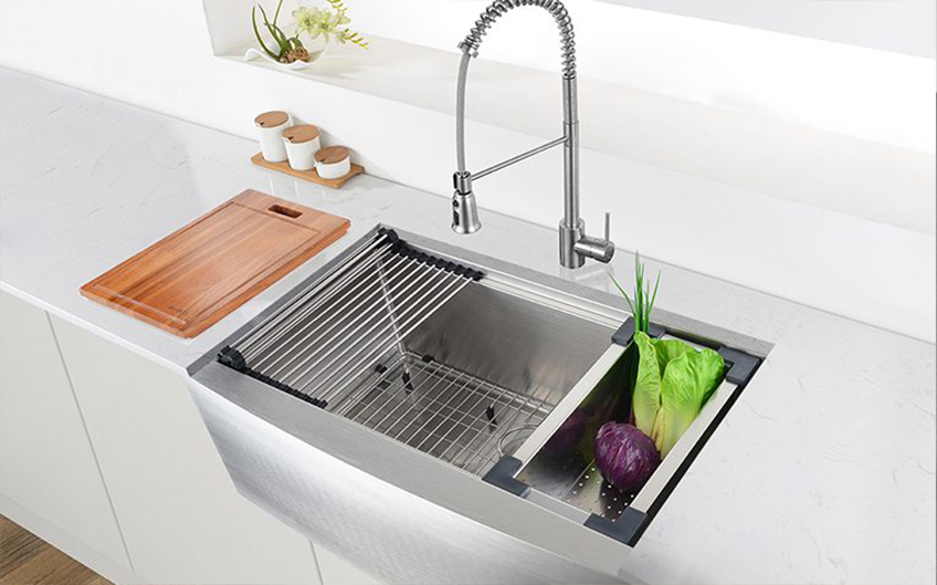 Best Kitchen Sinks of 2019 Reviews & Buying Guide