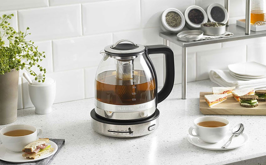 Top 10 Tea Kettles for your Glass Top Stove 2019