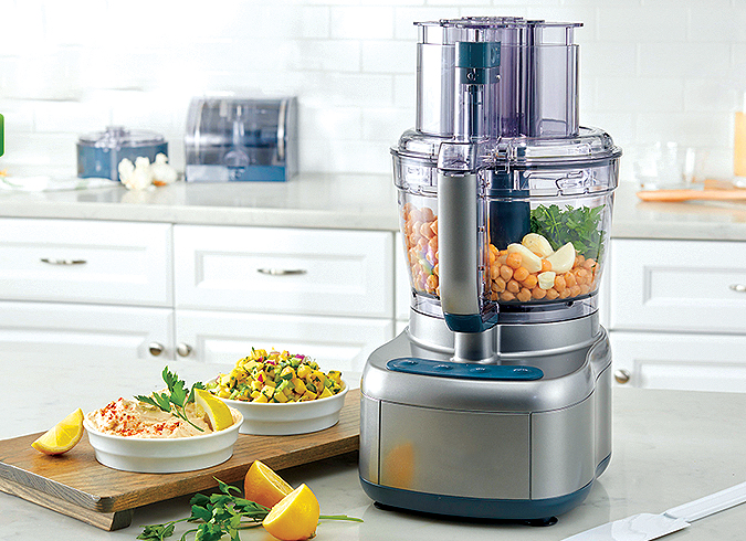 Cuisinart FP-13DGM Elemental 13 Cup Food Processor