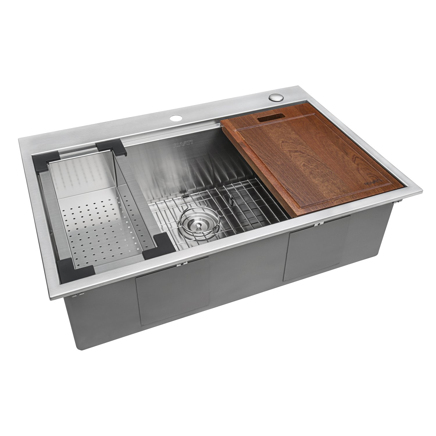 Top 5 Kitchen Sinks Of 2020 Reviews Buying Guide