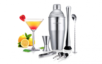 OXO Steel Cocktail Shaker Reviewed