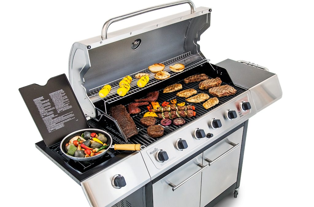 What is the Process to Select the Best Gas Grill: Reviews Cart